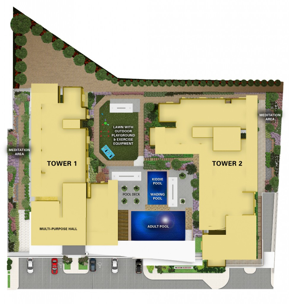 Avida Towers Davao Site Development Plan